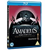 Amadeus - The Director's Cut [Blu-ray] [1984] [Region Free]by F. Murray Abraham