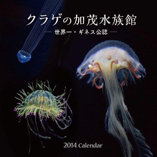 クラゲの加茂水族館  2014年カレンダー