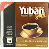 Yuban Colombian Coffee K-Cup Packs - 18 count