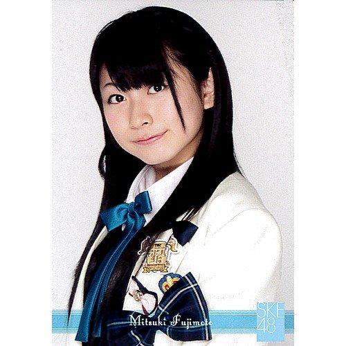 SKE48トレーディングコレクションpart3 ノーマルカード 【藤本美月】 R059
