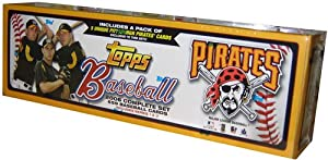 MLB Pittsburgh Pirates 2006 Topps Complete Factory Set by Topps
