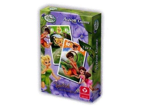Disney fairies- Quartett Tinker Bell [Spielzeug]