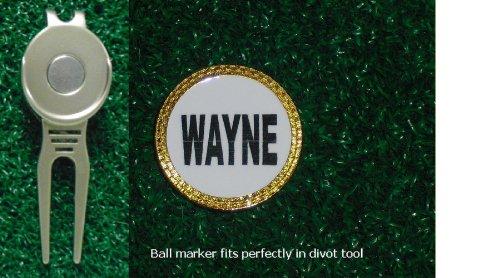 Gatormade Personalized Golf Ball Marker Divot Tool Wayne Lance T Stuartims
