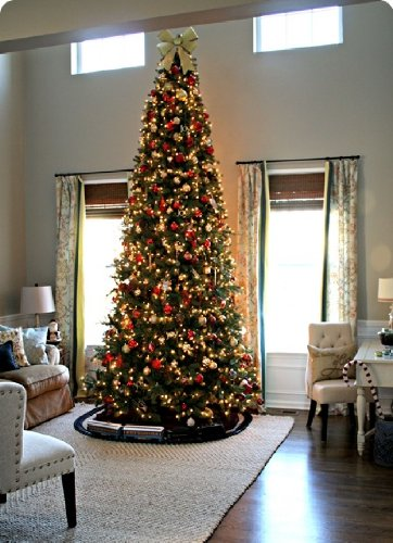 Best Prelit Artificial Christmas Trees