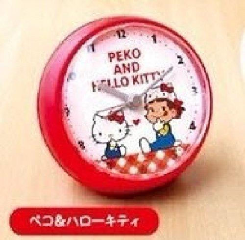 sanrio-fujiya-zusammenarbeit-kampagne-limited-peko-chan-hello-kitty-uhr-alarm