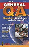 img - for ARRL's General Q & A: Upgrade to a General Class Ham Radio License! book / textbook / text book