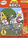 Hooked on Phonics Pre-K ABCs Workbook