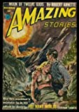 img - for AMAZING STORIES - Volume 26, number 12 - December 1952: Too Many Worlds; First Run; Moon of Twelve Gods; Stumble Bum; The Martian Cross; Visitor from Darkness book / textbook / text book