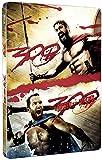 300 Pack 1&2 - 2 Discos Steelbook [Blu-ray]