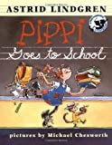 Image of Pippi Goes to School (Pippi Longstocking)