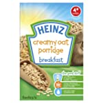 Heinz Creamy Oat Porridge Breakfast 1...