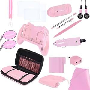Nintendo 3DS 20 in 1 Essentials - Pink