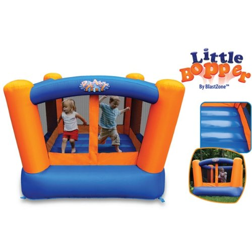 Find Discount Blast Zone Little Bopper Inflatable Bouncer by Blast Zone