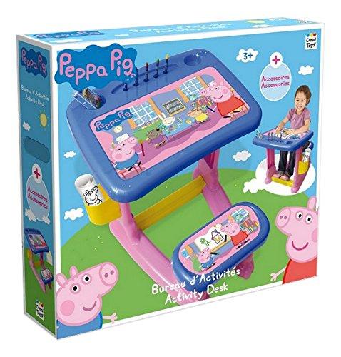 Canal Toys - Peppa Pig - Bureau d'Activités