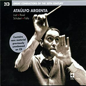 Ataulfo Argenta Great Conduct