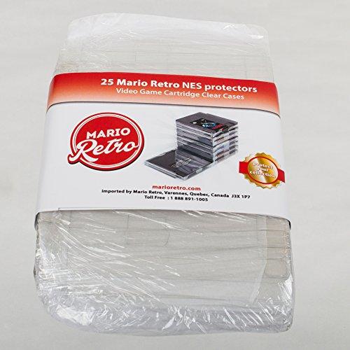 25 Mario Retro NES Clear