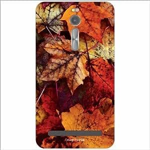 Design Worlds - Asus ZenFone 2 ZE551ML Designer Back Cover Case - Multicolo...