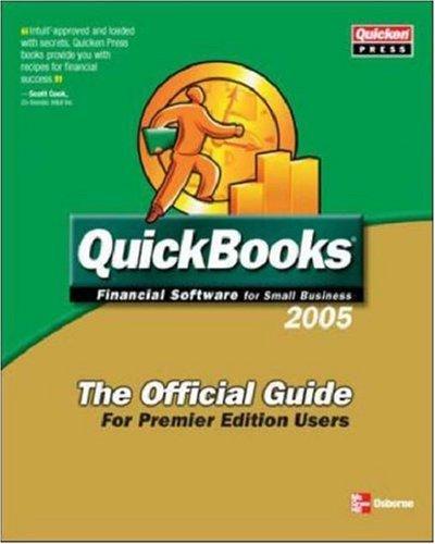 QuickBooks 2005 Custom Edition, Premier, Kathy Ivens