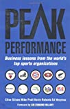 img - for Peak Performance: Business Lessons from the World's Top Sports Organizations book / textbook / text book