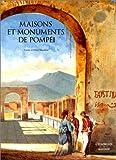 echange, troc Pier Luigi Ciapparelli, Enrico Colle, Massimiliano David - Maisons et monuments de Pompéi