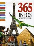 echange, troc Gill Davies, Collectif - 365 Infos utiles et étonnantes