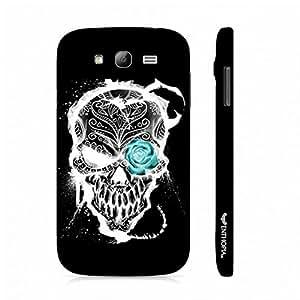 Samsung Galaxy Core Prime Skull Art 2 designer mobile hard shell case by Enthopia