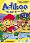 Adiboo 3 Reading & Maths 4-5
