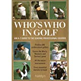 Who's Who in Golf 2001by Rab MacWilliam