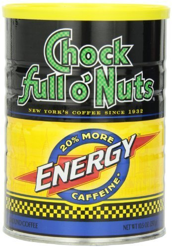chock-full-onuts-coffee-energy-blend-ground-105-ounce-by-massimo-zanetti-beverage-usa-inc