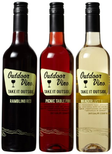 Naked Winery Outdoor Vino 6 Pack (Library Edition) 6 X 750 Ml