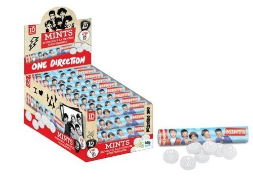 One Direction Mints 6-Pack 27G
