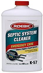 Roebic Laboratories, Inc. K-57-4 Septic System Treatment, 32-Ounce