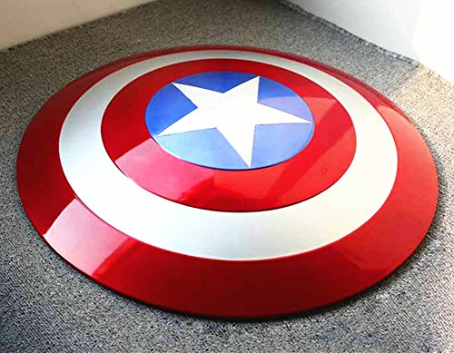 Gmasking 2015 Captain America Adult Shield 1:1 Limited Edition Replica