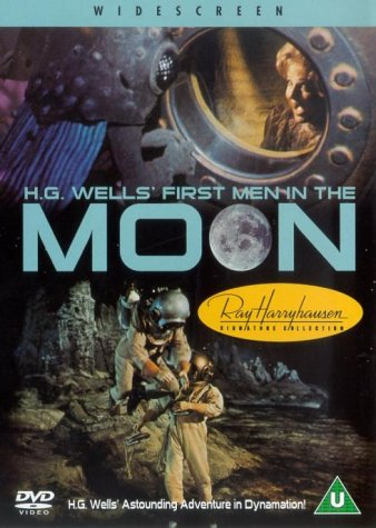 First Men in the Moon [DVD] [2002]