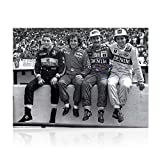 Nigel Mansell photographie signée: Wall Of Champions...
