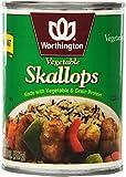 Worthington Vegetable Skallops, 20 Ounce (Pack of 12)