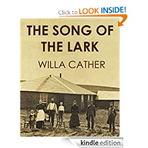 THE SONG OF THE LARK (illustrated)