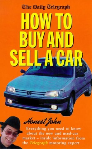 Daily Telegraph: How to Buy and Sell a Car Pb