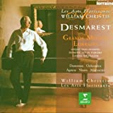 Desmarest - Grands Motets Lorrains / Les Arts Florissants, Christiepar William Christie