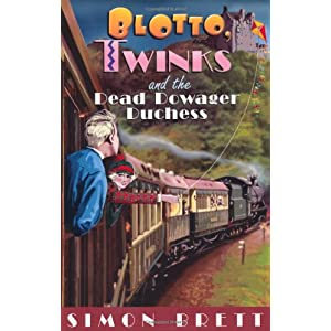 Blotto, Twinks and the Dead Dowager Duchess - Simon Brett