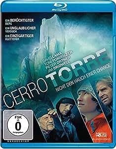 Cerro Torre - Nicht den Hauch einer Chance  (OmU) [Blu-ray]