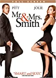 Mr & Mrs Smith (2005) (P&S Dub Sub Dol Sen) [DVD] [Region 1] [US Import] [NTSC]