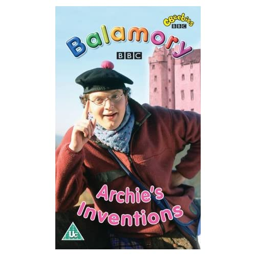 Amazon.com: Balamory [VHS]: Julie Wilson Nimmo, Mary Riggans, Kim