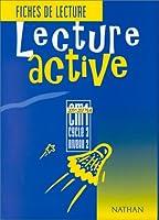 Lecture active CM1, cycle 3, niveau 2. Fiches de lecture