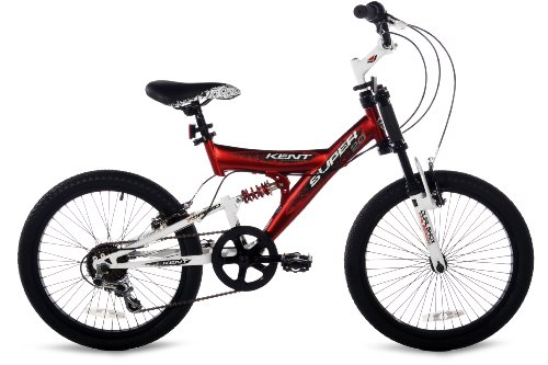 Cheapest Price! Kent Super 20 Boys Bike (20-Inch Wheels), Red/Black/White