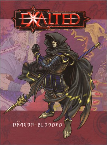Image for Exalted : The Dragon-Blooded