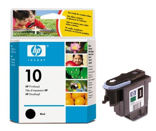 HP Original 10 Black Print Head (C4800A)