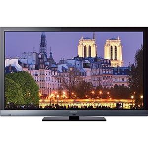Sony BRAVIA KDL55EX710 55-Inch 1080p 120 Hz LED HDTV, Black (2010 Model)