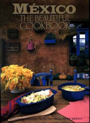 Mexico: The Beautiful Cookbook image