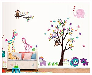 Wall Sticker Decals Nursery Baby Room Home Decor Decal For Children's Room from OneHouse